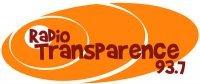 Logo Radio Transparence